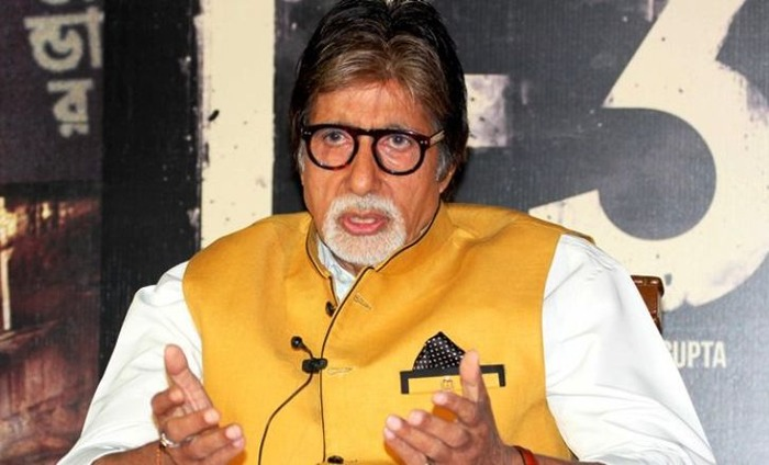 Congress Slams BJP For Inviting Amitabh Bachchan For India Gate Programme