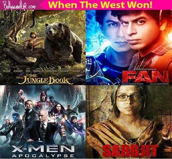 When Mowgli, X-Men, Captain America, Angry Birds DEFEATED Shah Rukh Khan, Aishwarya Rai, Sunny Leone
