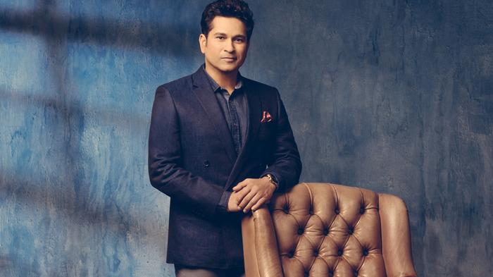 Cricket Legend Sachin Tendulkar Launches Clothing Brand