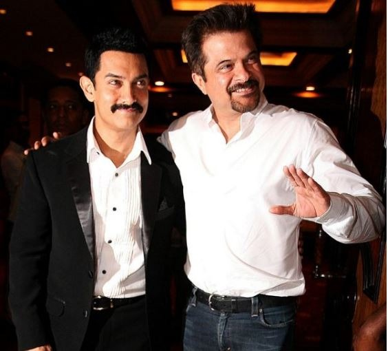 Aamir Khan To Be A Part Of Anil Kapoor's 24