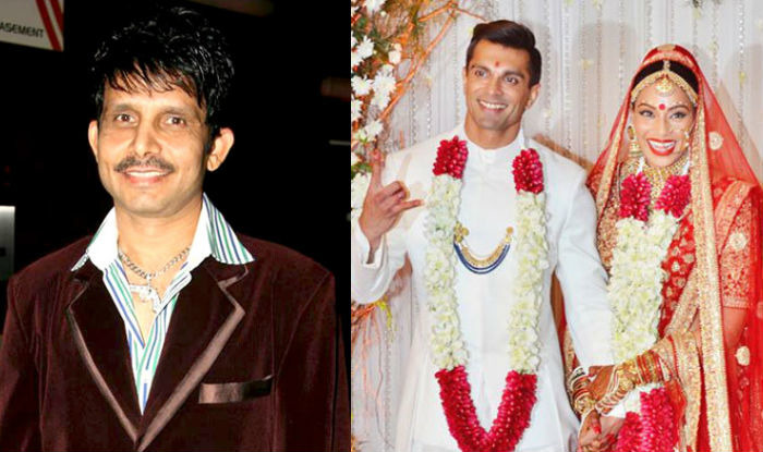KRK Has Something Really Interesting To Say About Karan Singh Grover's Marriage To Bipasha
