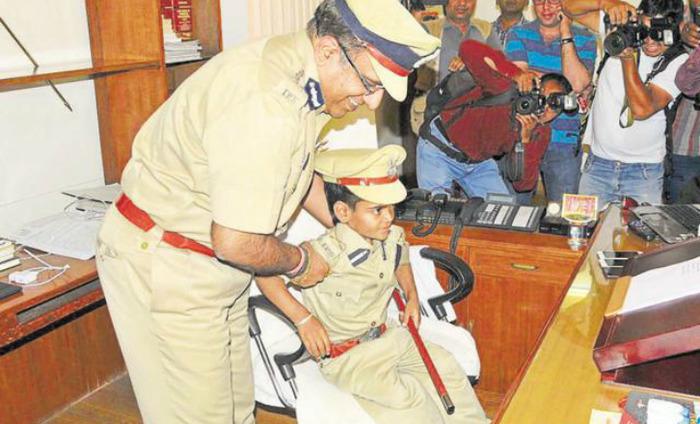 Girish Sharma, 11, Succumbed To His Kidney Disease And Passed Away