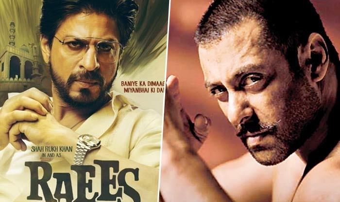 Shah Rukh Khan Vs Salman Khan Averted; Raees Release Date Pushed To January