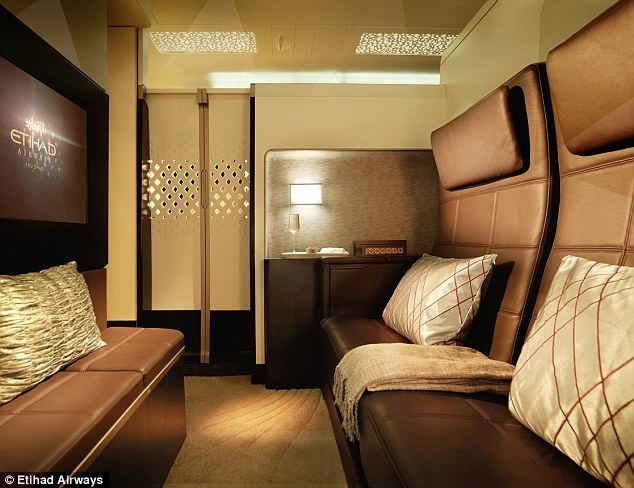 Etihad's New Airline From New York To Mumbai Is The World's Most Expensive Flight EVER