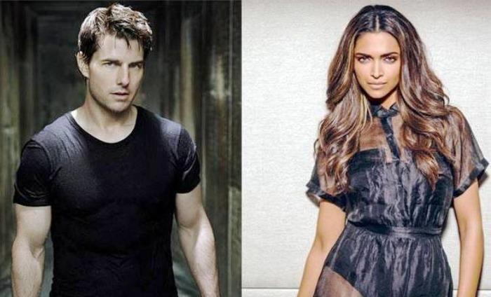 Deepika Padukone Auditions For Tom Cruise's Next Film 'The Mummy'
