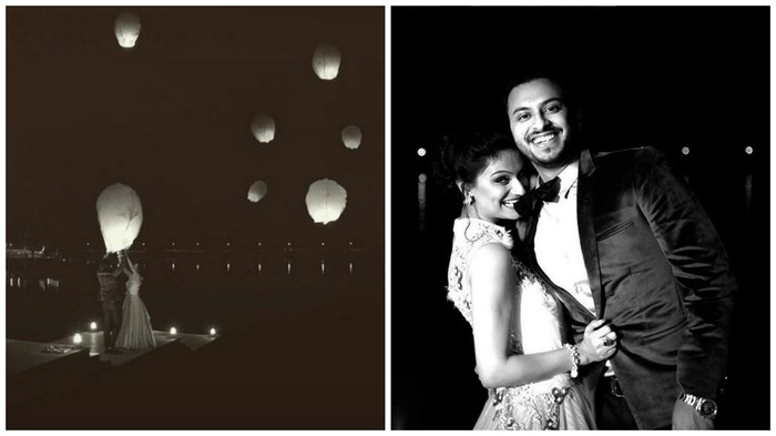 Black & White: Dimpy Ganguly Shares Stunning Photos From Her Wedding Photo-shoot