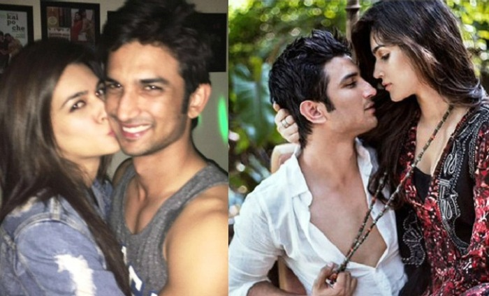 After Break-Up With Ankita Lokhande, Sushant Is Seen Spending A Lot Of Time With Kriti Sanon