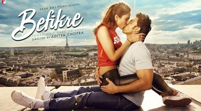 More Kissing Alert! Ranveer & Vaani's 2nd Look From Befikre Is Out And We Love The Backdrop