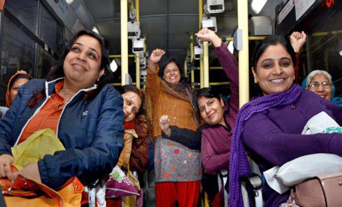 DTC Buses To Provide Free Trips To Women On The Occasion Of Bhai-Dooj