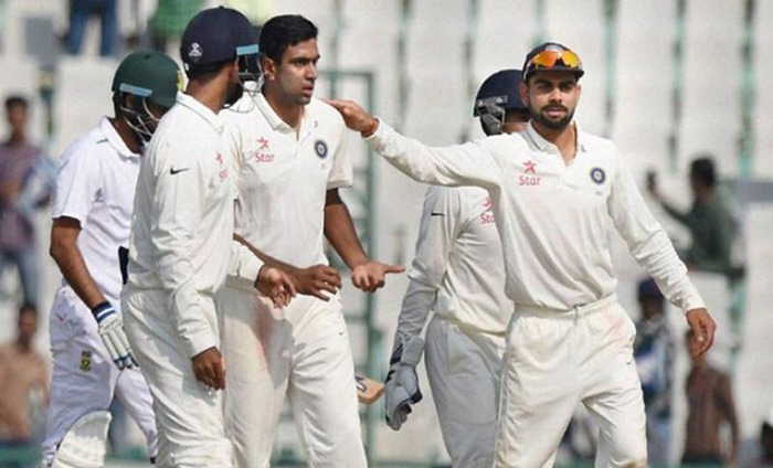 Indian Cricket Team And R Ashwin Continue To Lead The ICC Test Rankings