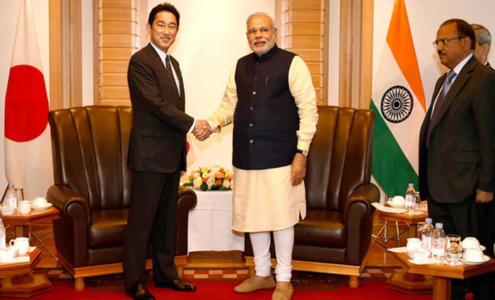 Narendra Modi Leaves For Japan To Attend Annual Bilateral Summit In Tokyo