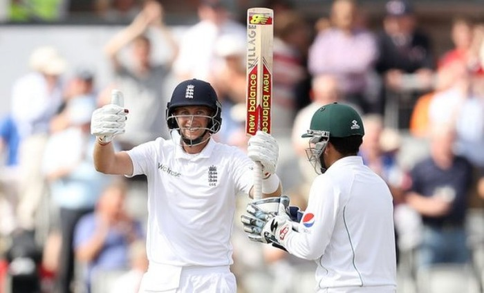 Day 1: Ind VS England - Root, Ali Put England In Command