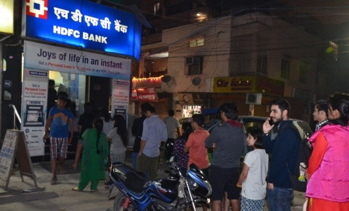 Police To Be Present At All Banks And ATMs Today