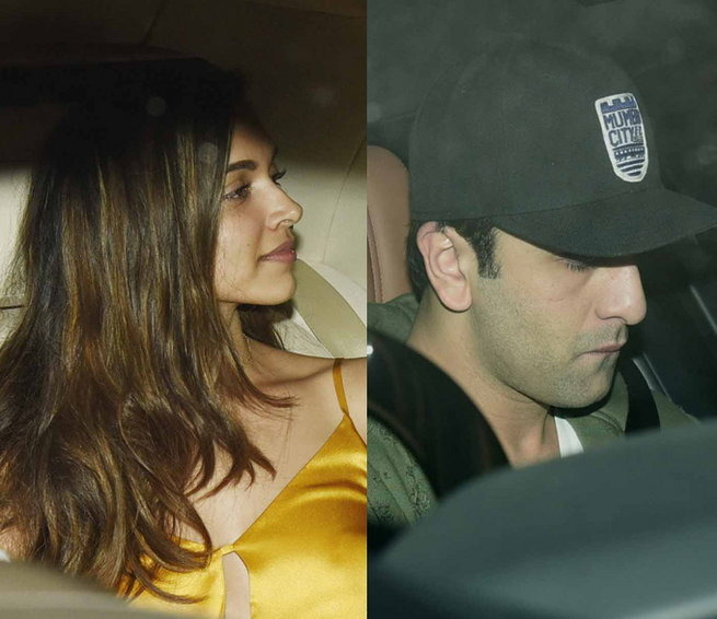 5 Photos That Prove Ranbir-Deepika Are Meant To Be Together