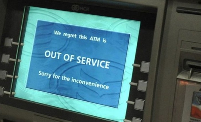 Noida ATMs Not Functioning With New Currency