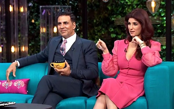 Koffee With Karan: 5 Times Twinkle & Akshay Proved They Were The Sassiest Couple Ever