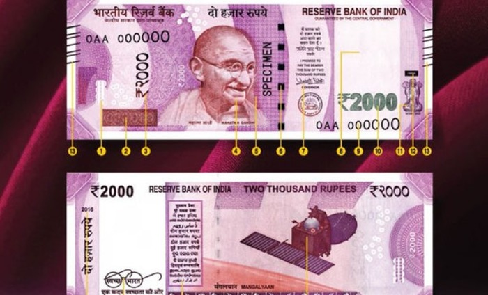 Two Held In Punjab With Fake Rs 2,000 Notes! Already?