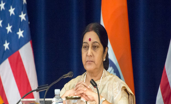 Sushma Swaraj Suffers Kidney Failure, On Dialysis At AIIMS