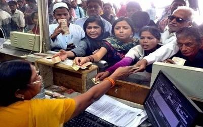 The Result Of Demonetization In India: Long Queues, Inconvenience & Even Death To Commoners!