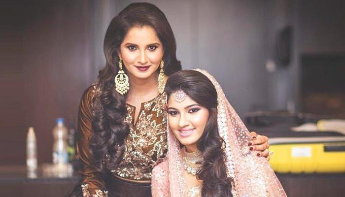 In Pics: Sania Mirza's Sister Anam Mirza's Wedding Celebrations