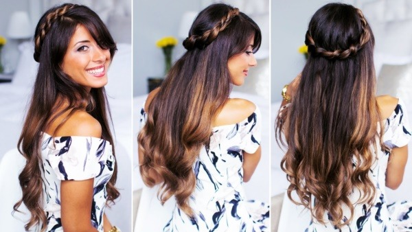 Chic 5-Minute Hairstyles For Working Women