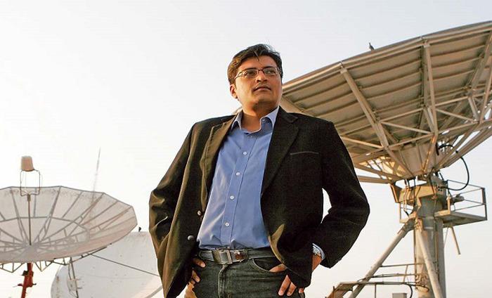 Arnab Goswami Quits Times Now, Big Plans On The Horizon