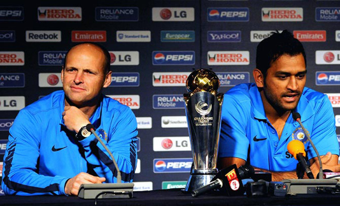 Replace MS Dhoni As An ODI Skipper At Your Own Peril, Says Gary Kristen