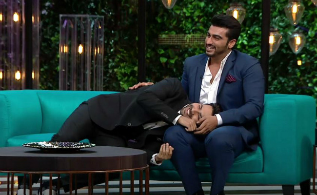 When Varun Dhawan And Arjun Kapoor Turned Koffee With Karan Into A Total Laugh Riot