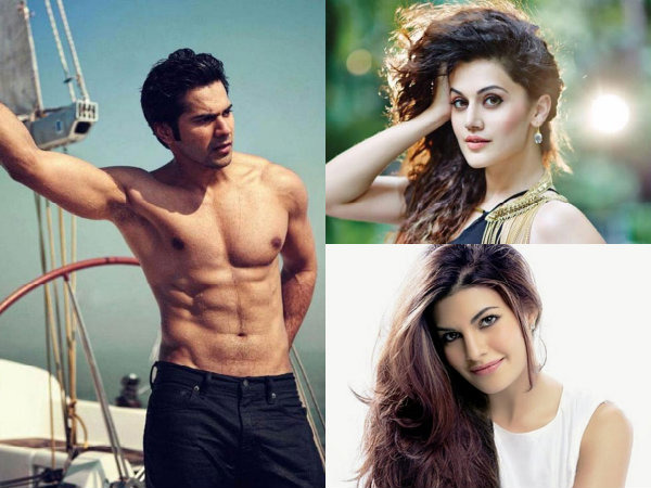 It's Confirmed: Taapsee & Jacqueline To Join The Judwaa 2 Bandwagon With Varun!