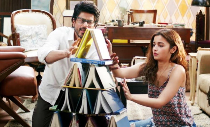 OMG! Is Shah Rukh Khan's Role In 'Dear Zindagi' Just A Cameo?