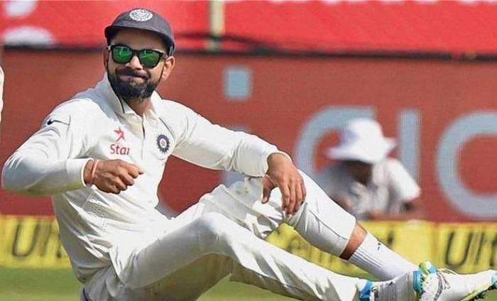 Virat Kohli Trashes Ball Tampering Allegations
