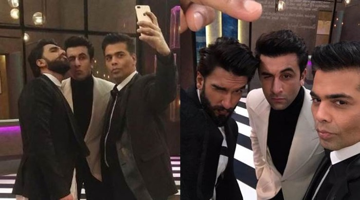 When Ranveer & Ranbir's 'Bromance' Took 'Koffee With Karan' To Another Level Of Awkwardness!