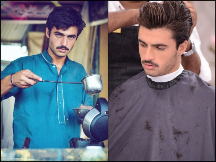 After Breaking The Internet, Pakistan's Gorgeous Chai Wala Arshad Khan Undergoes A Makeover!
