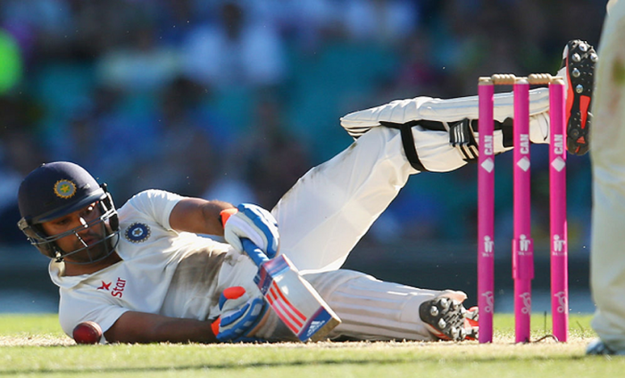 Injury Woes Rule Rohit Out Of Entire England Series