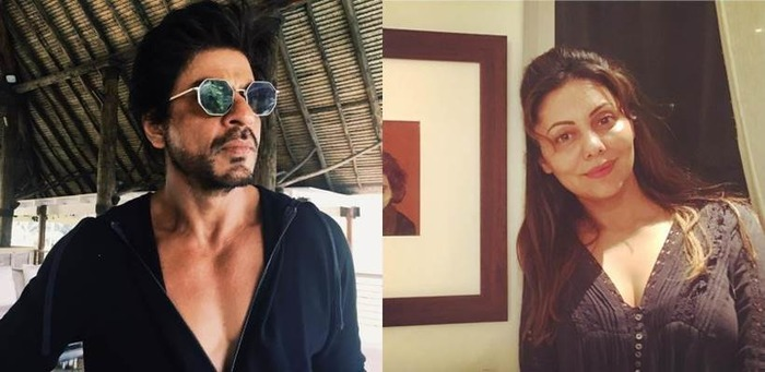 Here's How Shah Rukh Khan Celebrated His 51st Birthday With His Family & Friends!