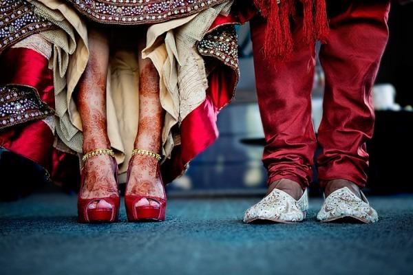 5 Places In Delhi To Rent Bridal Lehengas