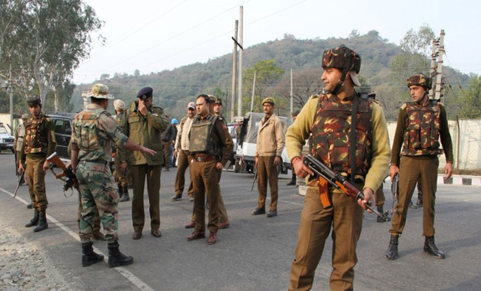 Nagrota Attack: 7 Army Personnel Martyred And 16 Rescued In Hostage Like Situation