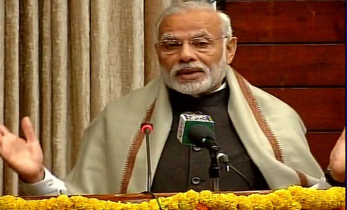 Narendra Modi Takes A Dig At Critics On Note Ban: They Just Couldn't Prepare