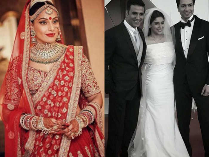 Look Just Like Your Favourite Bollywood Actress On Your Wedding Day, Here's How!