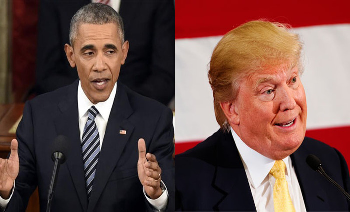 Barack Obama Says He Will Be Deeply Disturbed If Donald Trump Is Elected As The US President
