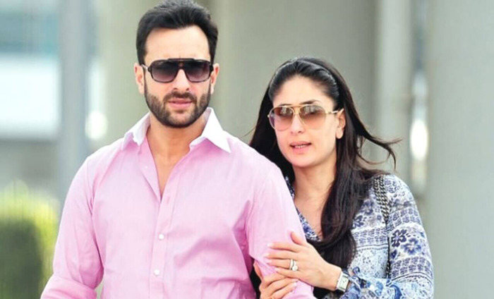 Saif Ali Khan Denies News Of Going For Sex Determination Of Kareena Kapoor And His Unborn Child