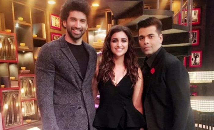 Parineeti, Aditya To Appear On 'Koffee With Karan'