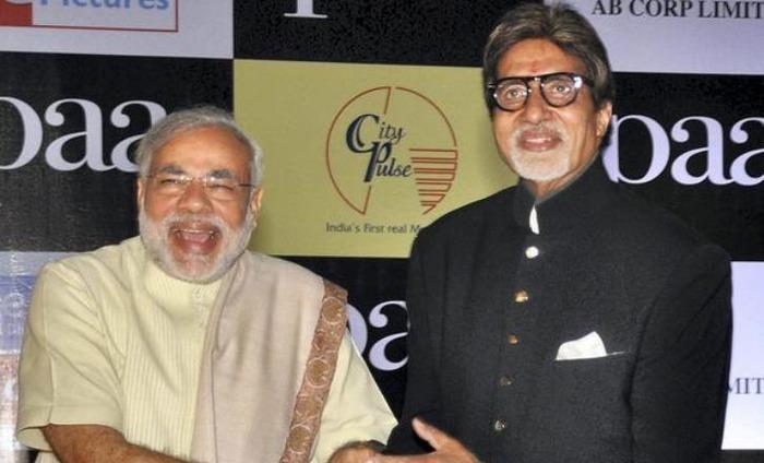 Bollywood Celebs Laud Modi's 'Masterstroke' Of Demonetisation