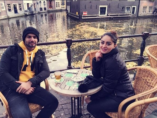 These Photos Of Jay Bhanushali And Mahi Vij Will Make You Want To Vacation In Europe