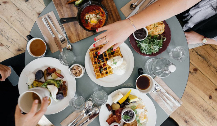 Best Places To Have Breakfast In Delhi NCR