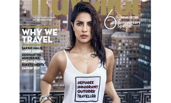 Priyanka Chopra's Magazine Cover Shot Was Not For 'Privilege Or Fashion'