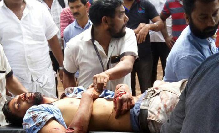 Bhartiya Janta Party Worker Hacked To Death In Kerela