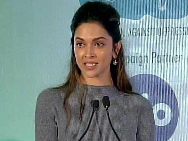 Deepika Padukone Talks About Depression: If It Wasn't For My Mother, I Wouldn't Be Here