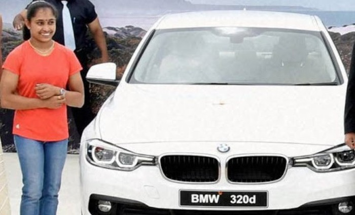 Dipa Karmakar Wants Cash To Replace The BMW Because Of High Maintenance