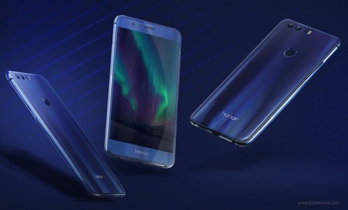 Huawei Launches Three Smartphones Under Honor Series: Honor 8, Honor 8 And Holly